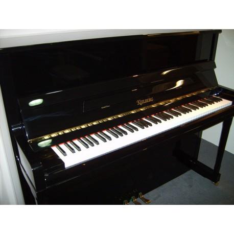 Keilberg EU122 noir verni  - Piano d'occasion