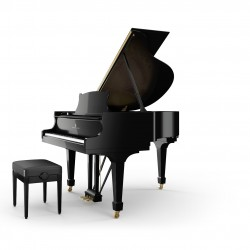 Steinway & Sons modèle S 155 - Piano 1/4 de queue
