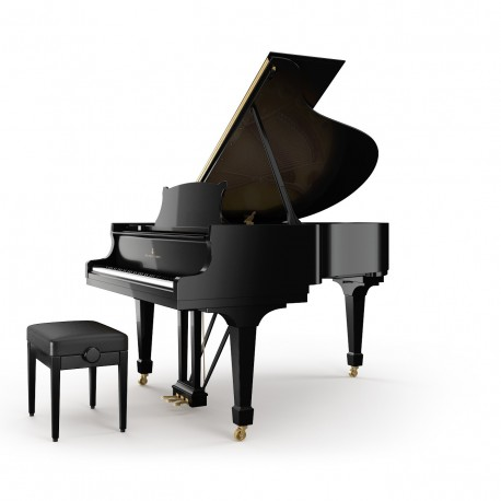 Steinway & Sons  Modèle O-180  -  Piano 1/4/ de queue