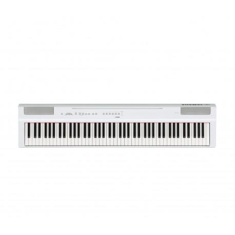 YAMAHA P125 WH - Piano numérique portable
