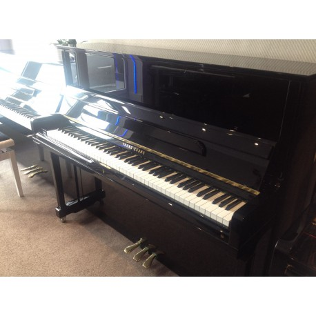 Piano droit YOUNG CHANG E118 d'occasion noir verni