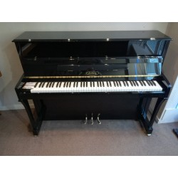 Piano d'occasion Keilberg PR10 noir verni