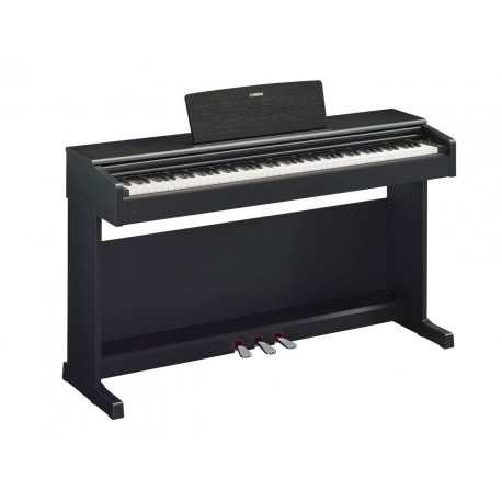 YDP-144 B (noir satiné) - Piano numérique Yamaha