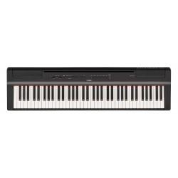 P121B- Piano numérique compact Yamaha