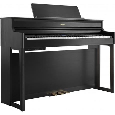Roland HP704 noir mat - Piano numérique