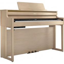 Roland HP704 chêne clair - Piano numérique