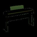 Yamaha L-515 - Stand pour Yamaha P515