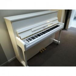 Keilberg JS-115 blanc brillant - piano d'occasion