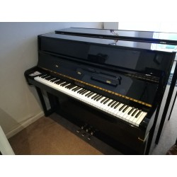 Pleyel 114 noir verni - piano d'occasion