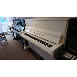 YAMAHA B3E SG2 blanc brillant - Piano silent d'occasion