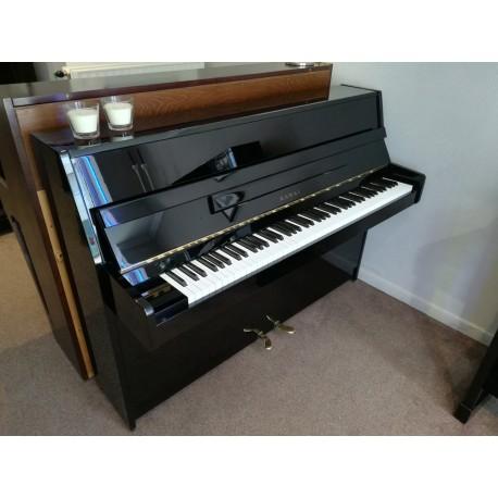 Piano d'occasion KAWAI CX5 noir verni
