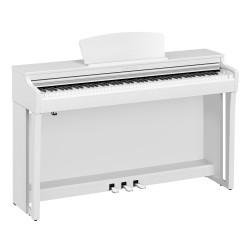 Yamaha Clavinova CLP-725 WH (blanc)