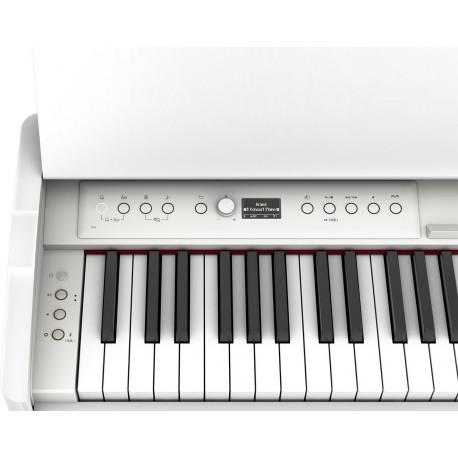 F701 WH - Roland piano numérique