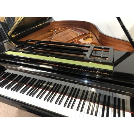 HOFFMANN 173 noir verni - Piano 1/4 queue d'occasion
