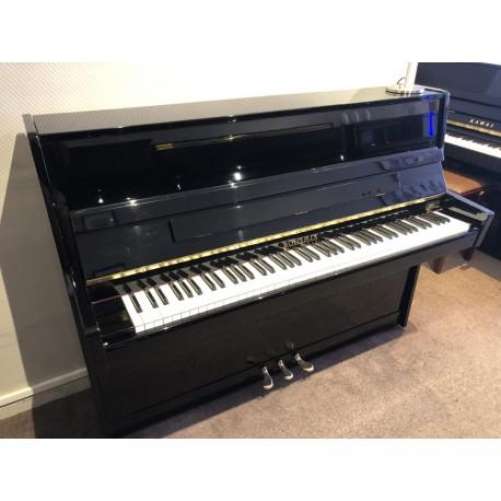 Piano droit BOHEMIA 108 noir verni