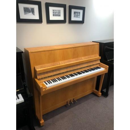 Petrof 118 Aulne - Piano droit d'occasion